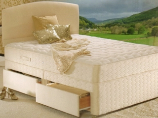 We provide beds from a range of suppliers